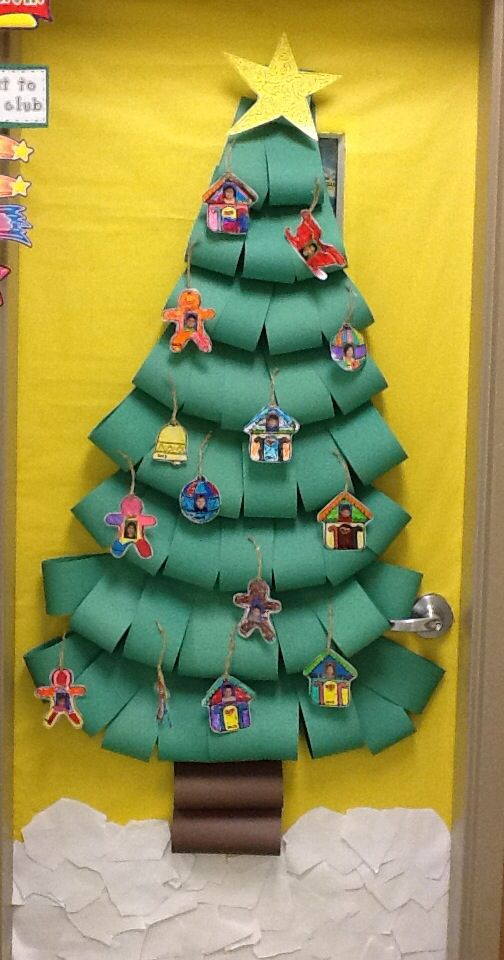 17 Best ideas about Christmas Door Decorations on