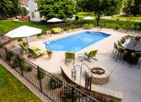 Best 25+ Pool Landscaping ideas on Pinterest | Backyard ...