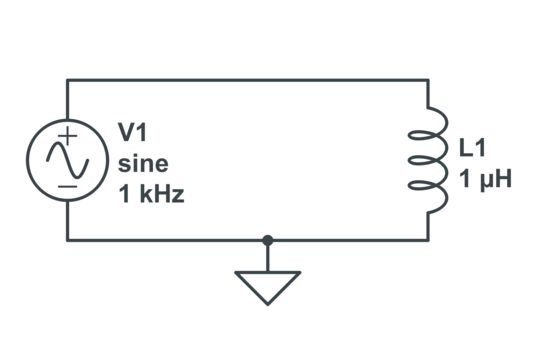inductor is a component in an electric or electronic circuit which