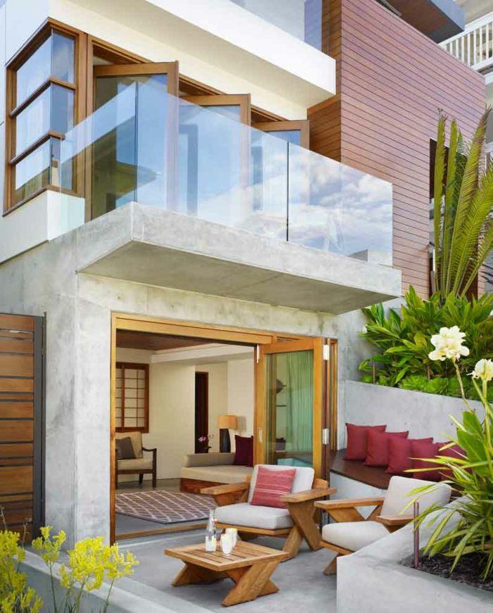25+ parasta ideaa Pinterestissä Kleine terrasse gestalten - kleine terrasse gestalten