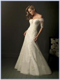 Wedding Dresses For Brides Over 50 Years Old
