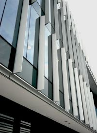structurally glazed curtain wall fins - Google Search ...