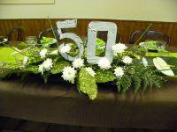 deco table anniversaire femme 50 ans - Recherche Google ...