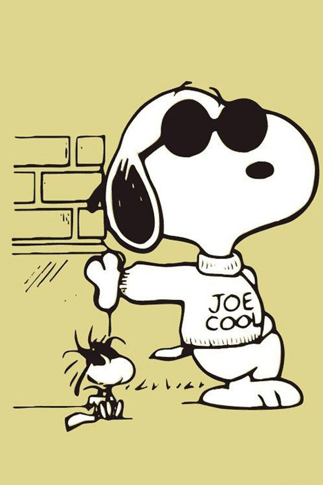 Iphone 5s Beach Wallpaper 90 Best Images About Snoopy Joe Cool On Pinterest Snoopy