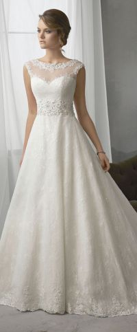 25+ best ideas about Elegant wedding dress on Pinterest ...