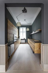 Best 25+ Long narrow kitchen ideas on Pinterest | Small ...
