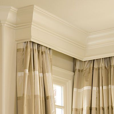 1000+ Ideas About Window Crown Moldings On Pinterest | Cornices