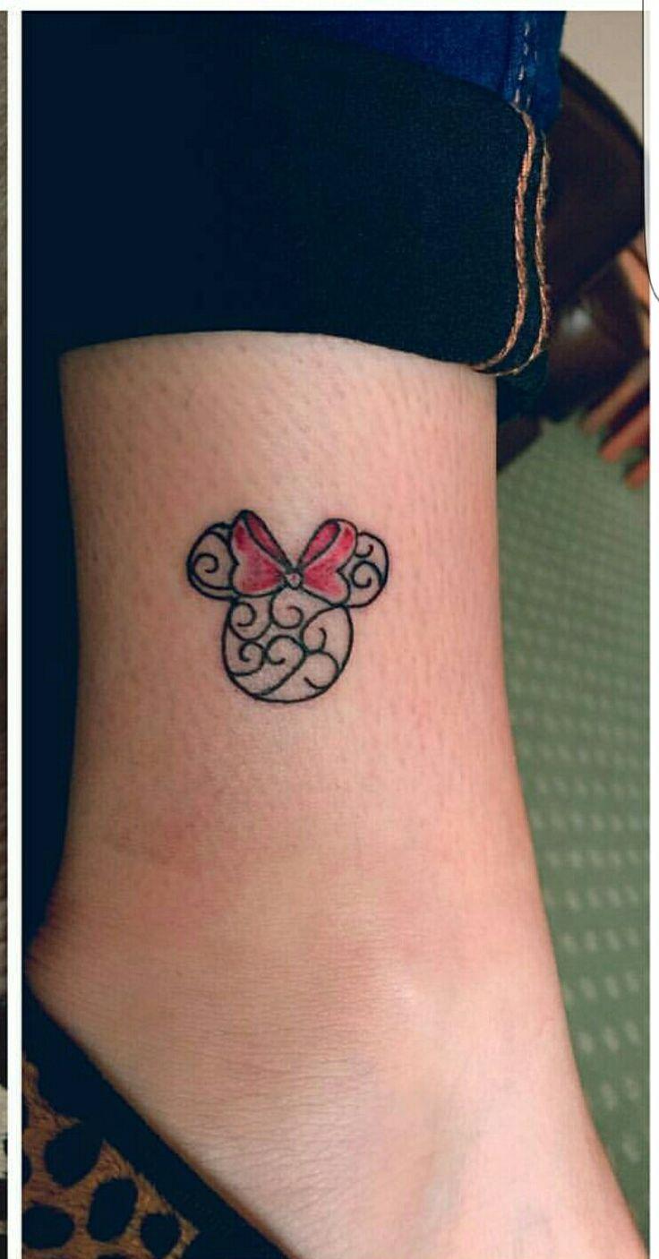 disney tattoo small