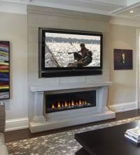 17 Best ideas about Linear Fireplace on Pinterest ...