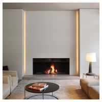 25+ best Modern fireplaces ideas on Pinterest | Penthouse ...