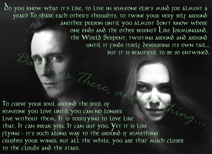 Tom Hiddleston Wallpaper Quote A Quote Promo For My Sad Loki Fanfic Darkness There And