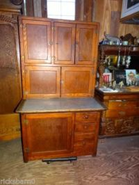 105 best images about Hoosier Cabinets on Pinterest ...