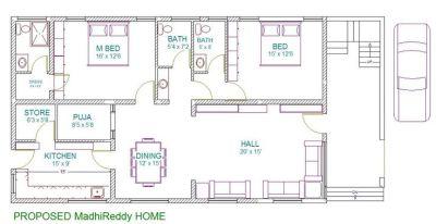 30 X 60 House Plans | 60 floor plans http ani webpepper in jananirealtors com floor plans ...