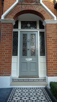 25+ best ideas about Victorian front doors on Pinterest ...