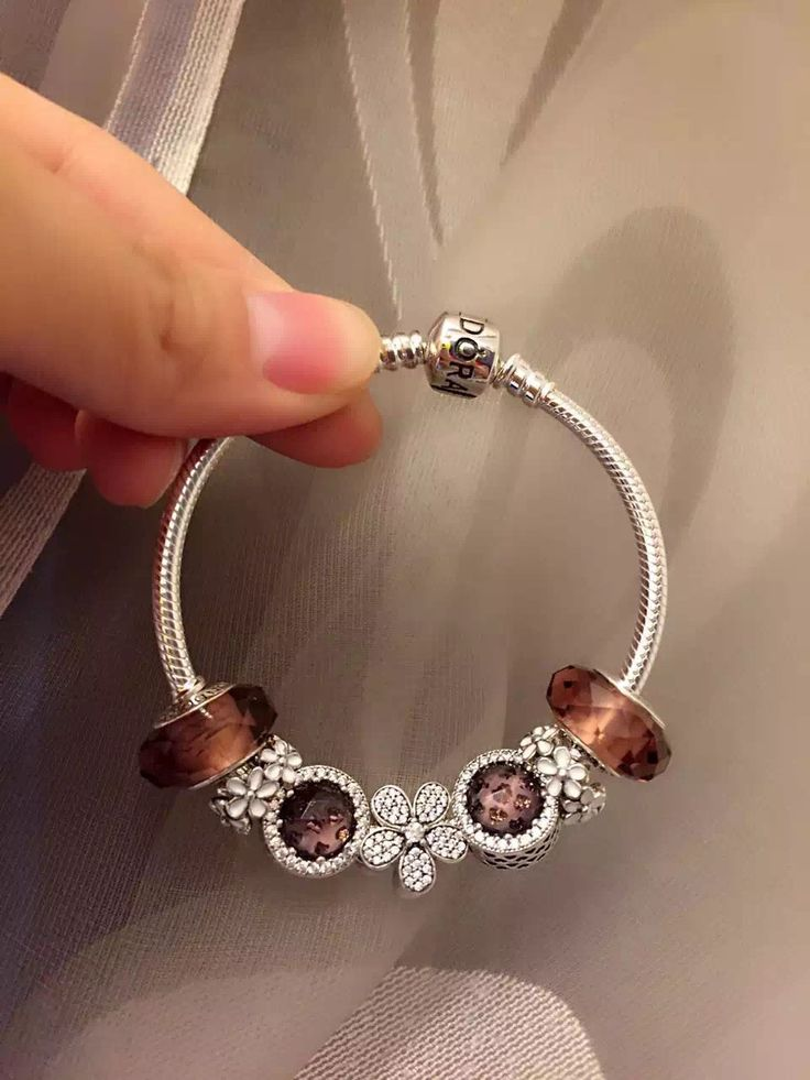 25+ best ideas about Pandora charm bracelets on Pinterest