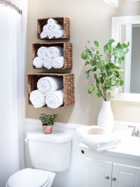 17 Best ideas about Bathroom Towel Display on Pinterest ...