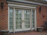 Pella Architect Series French Door.   Window Information ...