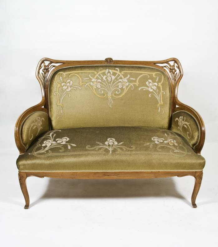 Sofa Jugendstil Chill Out At Home With Your Favourite Book (sofa, Louis
