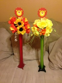 Lion king baby shower centerpieces | Colton's Shower ...