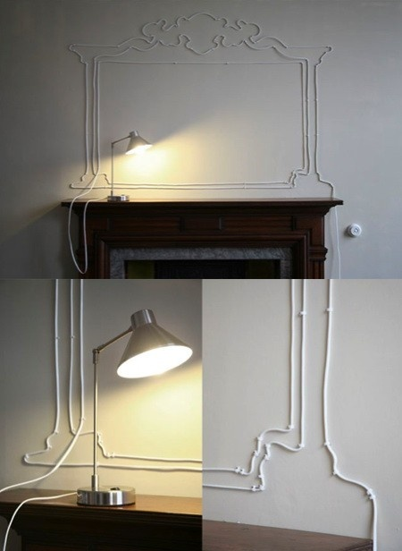 Deckenlampe Versetzen 17 Best Images About Exposed Conduit & Wiring On Pinterest