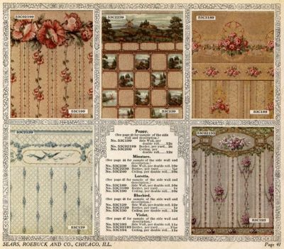 158 best images about 1910 homes on Pinterest | Seasons, Paint colors and William morris