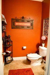 17 Best ideas about Orange Bathrooms on Pinterest | Orange ...