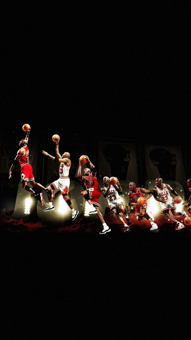 Michael Jordan Wallpaper Hd Michael Jordan Dunk Legend Nba Iphone 5s Wallpaper
