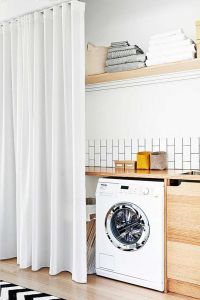 25+ Best Ideas about Laundry Room Curtains on Pinterest ...
