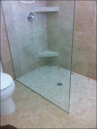 1000+ ideas about Shower No Doors on Pinterest   Walk In ...