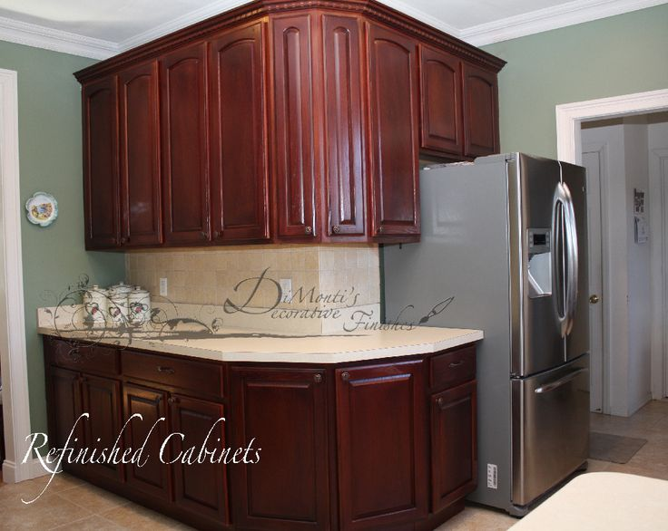 Java Stained Kitchen Cabinets 15 Best Images About Stained Oak Cabinets On Pinterest