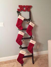 Wooden christmas stocking holder | TubeZZZ Porn Photos