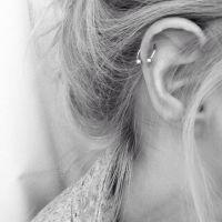 Best 25+ Cartilage piercing hoop ideas on Pinterest