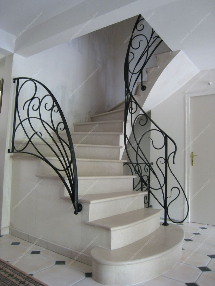 Rampe Escalier Exterieur Aluminium Best 25+ Garde Corps Fer Forgé Ideas On Pinterest | Forge