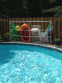 Best 25+ Pool float storage ideas on Pinterest | Pool toy ...