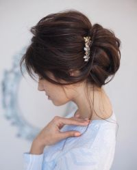 25+ best ideas about Messy updo on Pinterest | Ball hair ...