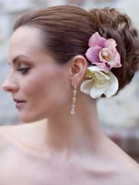 17 Best images about Hairstyle with orchid on Pinterest ...