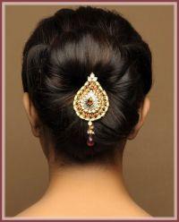 Best 25+ Indian wedding hairstyles ideas on Pinterest ...