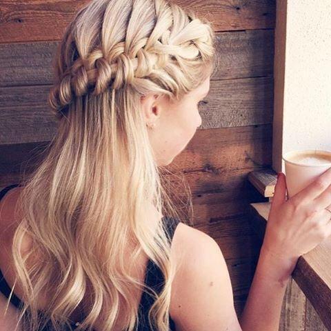 Ladder Braid Hair Ideas Pinterest Braids Ladder