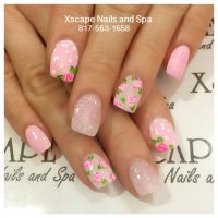 1000+ ideas about Valentine Nail Designs on Pinterest ...