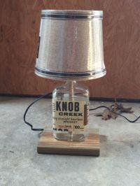 1000+ ideas about Liquor Bottle Lamps on Pinterest ...