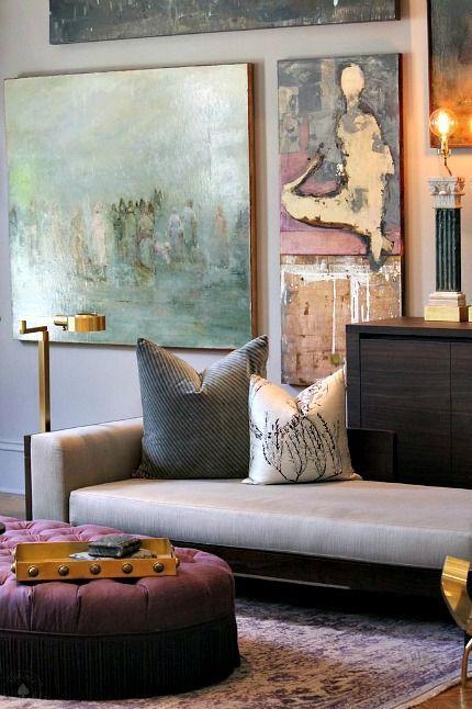 10+ best ideas about Living Room Artwork on Pinterest