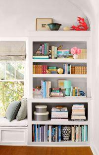 25+ best ideas about Bookshelf Styling on Pinterest | Book ...