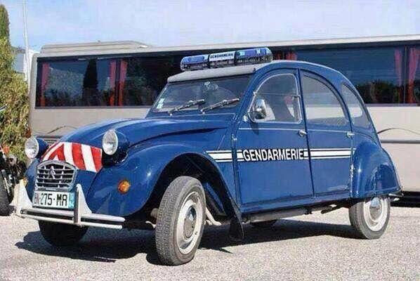 cv police nationale france