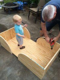 Best 25+ Toddler floor bed ideas on Pinterest   Toddler ...