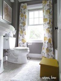 Best 25+ Yellow bathrooms ideas on Pinterest