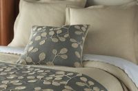 Love this pillow and matching bed scarf on this vintage ...