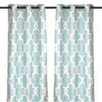 25+ best ideas about Aqua Curtains on Pinterest