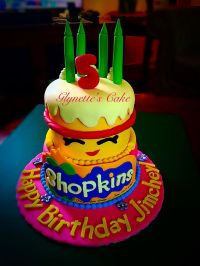 241 best 5th Birthday Cakes images on Pinterest