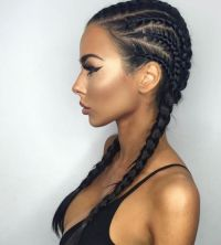 Best 25+ Cornrow ideas on Pinterest | Cornrolls hairstyles ...
