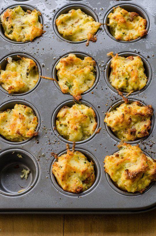 10 Best Ideas About Potato Bites On Pinterest | Finger Food